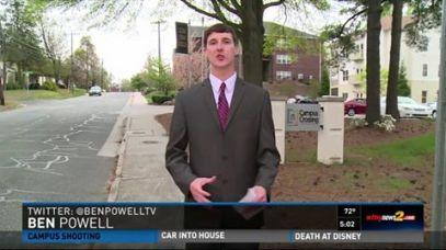 Ben Powell reporting